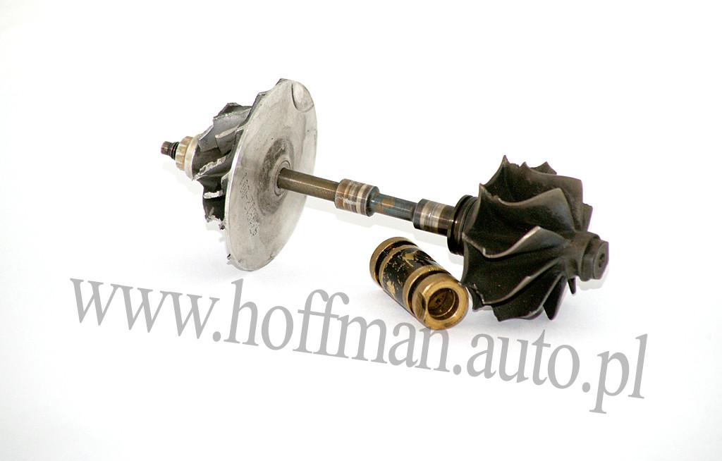 wirniki turbosprezarki