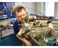 Pompa wtryskowa z regulatorem pneumatycznym stosowana w pojazdach starszej generacji