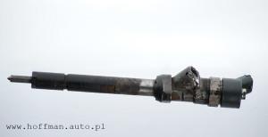 Сильно пошкоджений корпус інжектор CR фірми Bosch