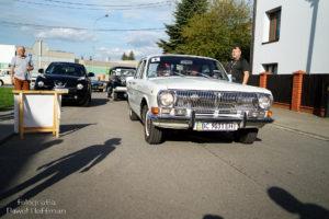 Rajd pojazdów historycznych