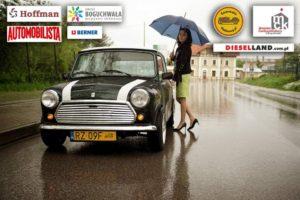 16. edycja turystycznego rajdu, jak izlotu zabytkowych pojazdów samochodowych imotocyklowych.