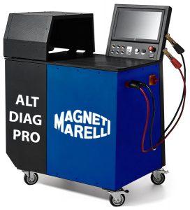 Stół Probierczy do alternatorów i rozruszników ALT Diag Pro