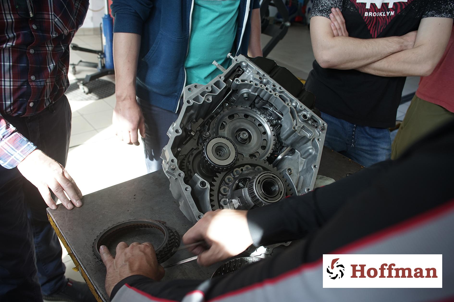 Szkolenia techniczne - Automatyczne Skrzynie Biegów - Hoffman Auto Rzeszów