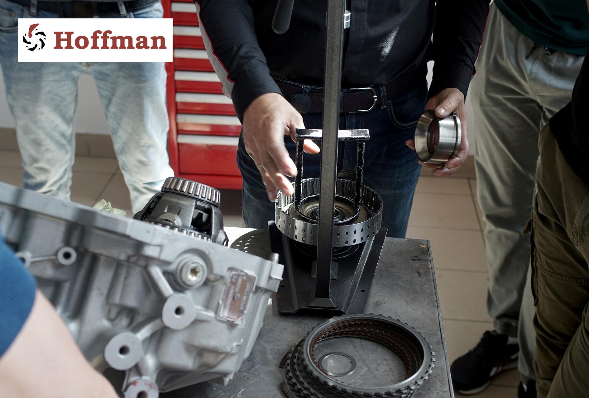 Szkolenia techniczne - Automatyczne Skrzynie Biegów