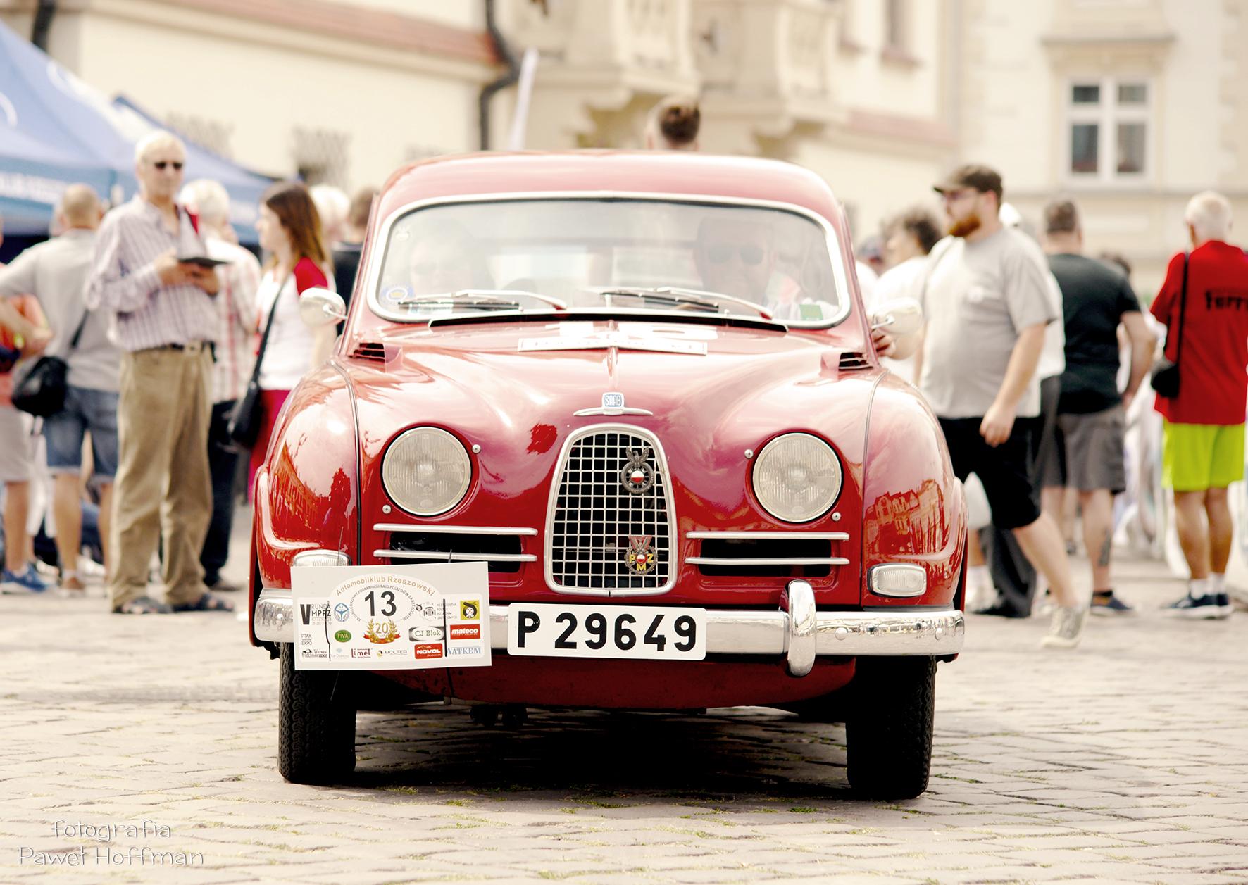Konkurs Elegancji Rajd Pojazdów zabytkowych (5)