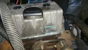 Kubota Z402 – naprawa wtryskiwaczy, pomp wtryskowych, turbosprężarek