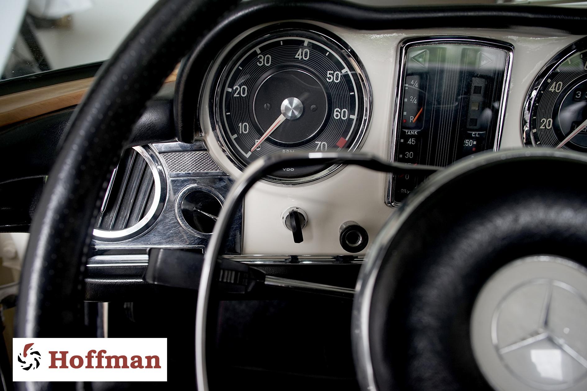 Mercedes SL W113 Pagoda włącznik