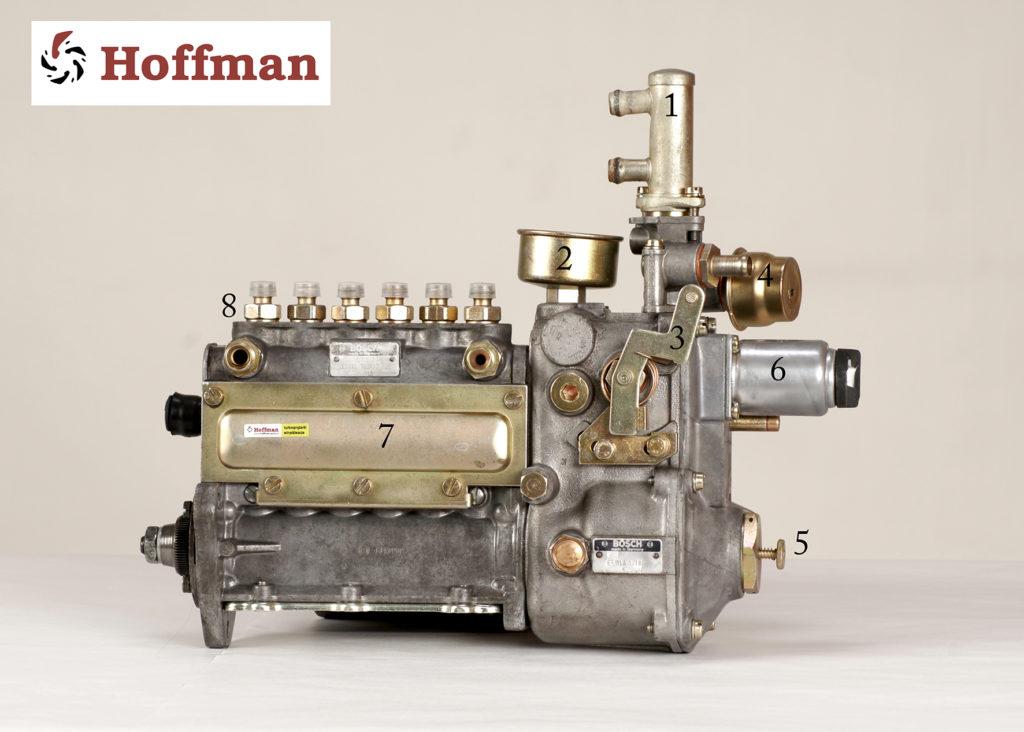 Regeneracja benzynowych pomp wtryskowych Mercedes W113 - MFI