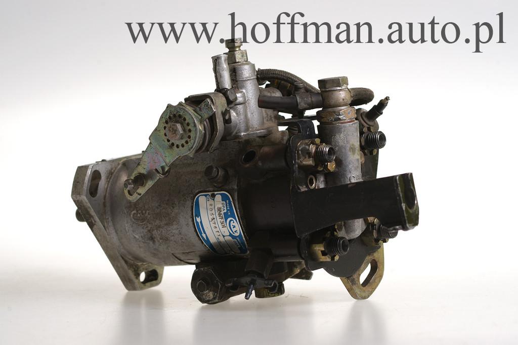 Pompa DPA CAV - starszy typ zregulatorem hydraulicznym