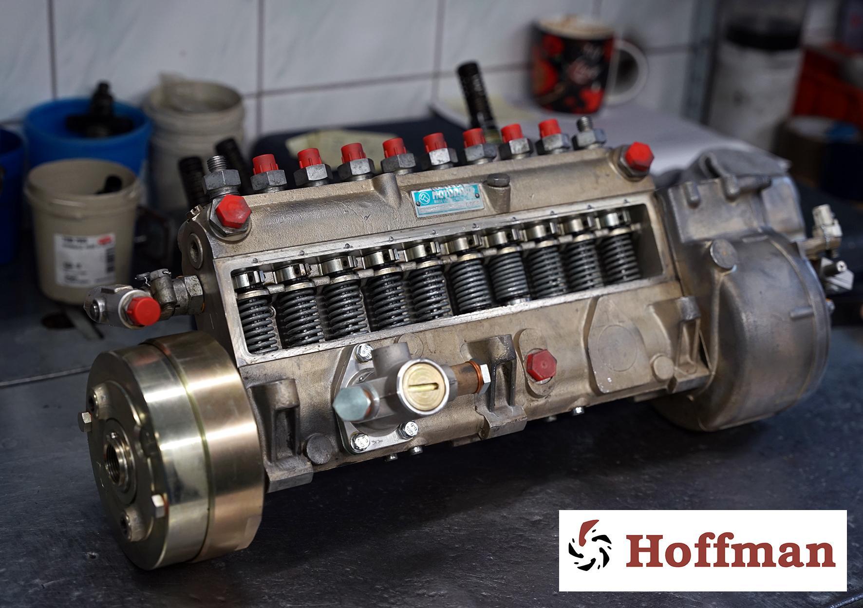 Pompa typu PV10 - Motorpal