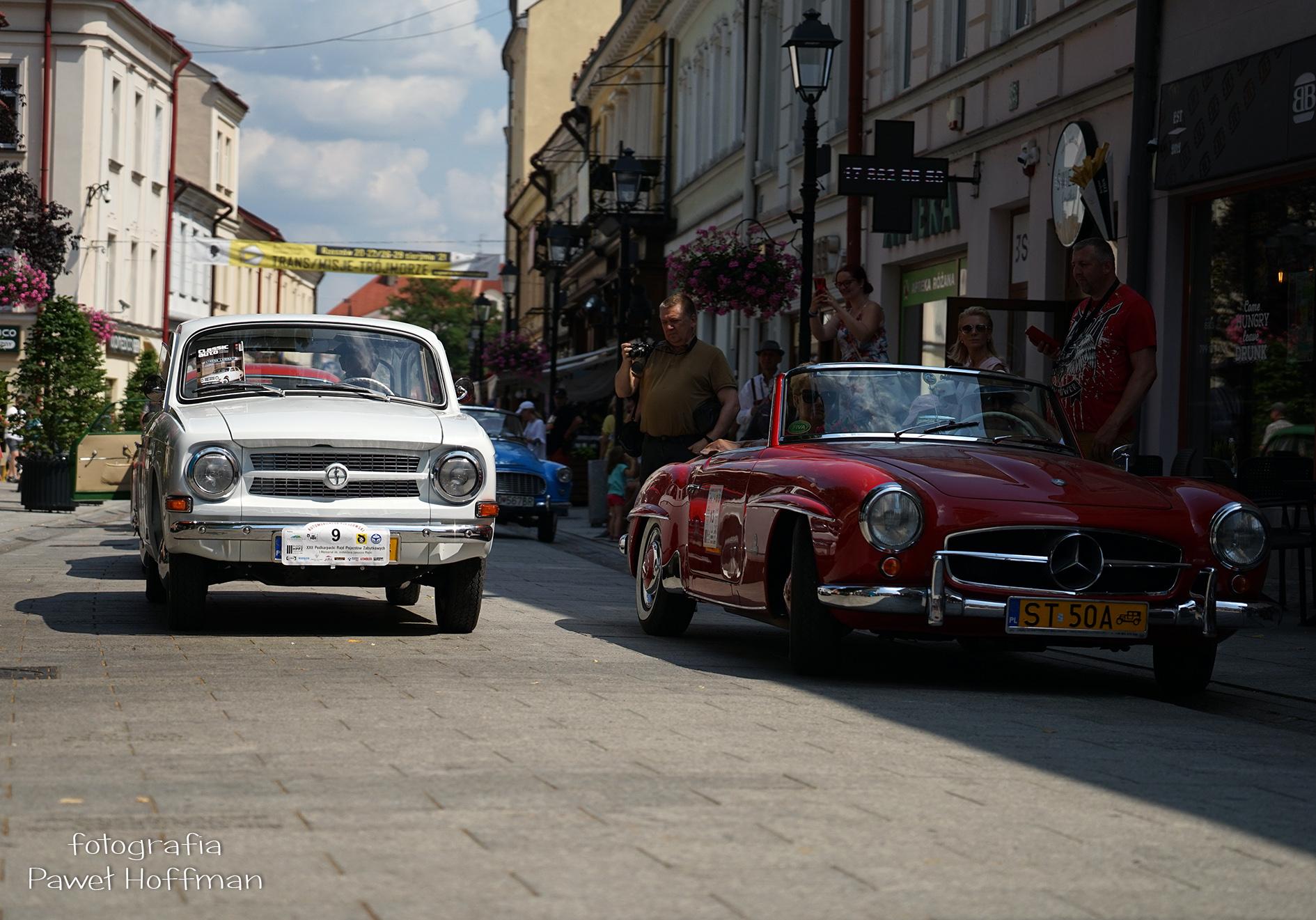 Rajd Pojazdów Syrena Laminat