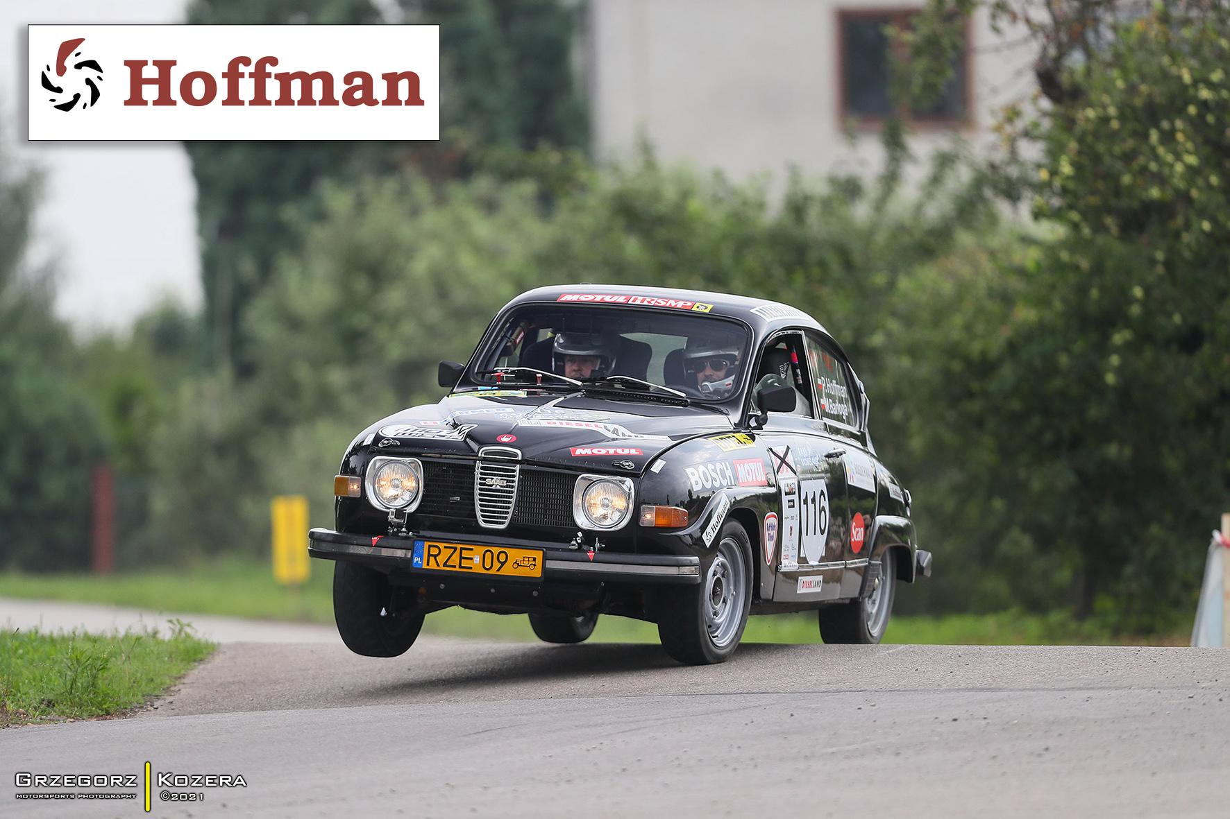 Saab 96 Hoffman Auto