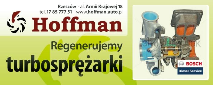 Turbosprężarki - regeneracja wfirmie Hoffman
