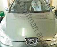 Peugeot 407 - Naprawa nawiewów oraz klimatyzacji