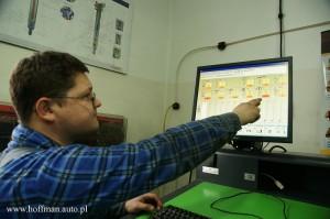 Stół Probierczy Bosch EPS 708 Analiza Usterki