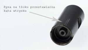 Tuleja przestawiacza kąta wtrysku pompy Bosch VE